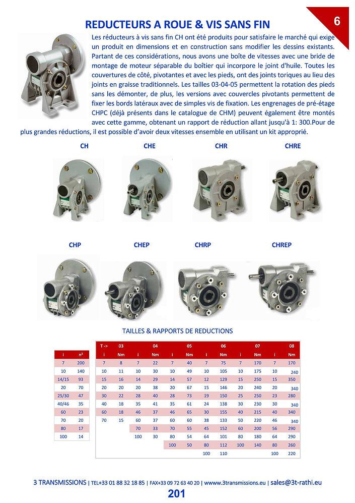 Reducteurs roue et vis léger, Motoréducteurs roues et vis Minibloc | 3 Transmissions