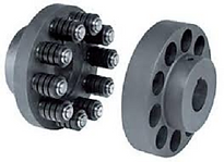 Accouplement à broches coniques série RC Flex Rathi couplings