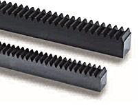 Crémaillère acier C45 50Hrc  modèle SRF