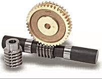 Engrenage à vis cylindrique bronze modèle KWGL