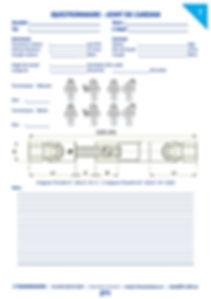 Questionnaire détermination des Joints de cardan   3 Transmissions