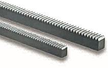 Crémaillère acier C45 60Hrc modèle SRGFD