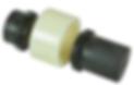 Dentex accouplemnt à denture à anneau plastique  Rathi couplings