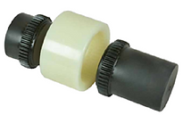 accouplement dentex à bague nylon rathy couplings