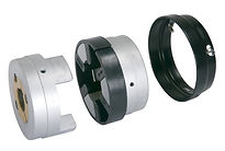 Accouplement flexible à système taper lock Rathi couplings