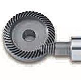 Engrenage hypoide acier 16CrMo4 63Hrc modèle MHP
