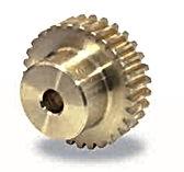 Roue cylindrique en bronze modèle AG