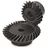 Engrenage spiro conique acier C45 60Hrc modèle SBS