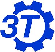 logo 3 transmissions pour solutions industrielles