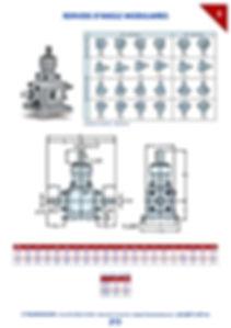 Renvoi d'angle à engrenage conique modulable | 3 Transmissions