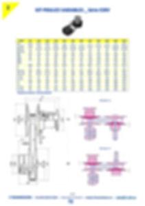 kit Poulies variables volant reglable   3 Transmissions