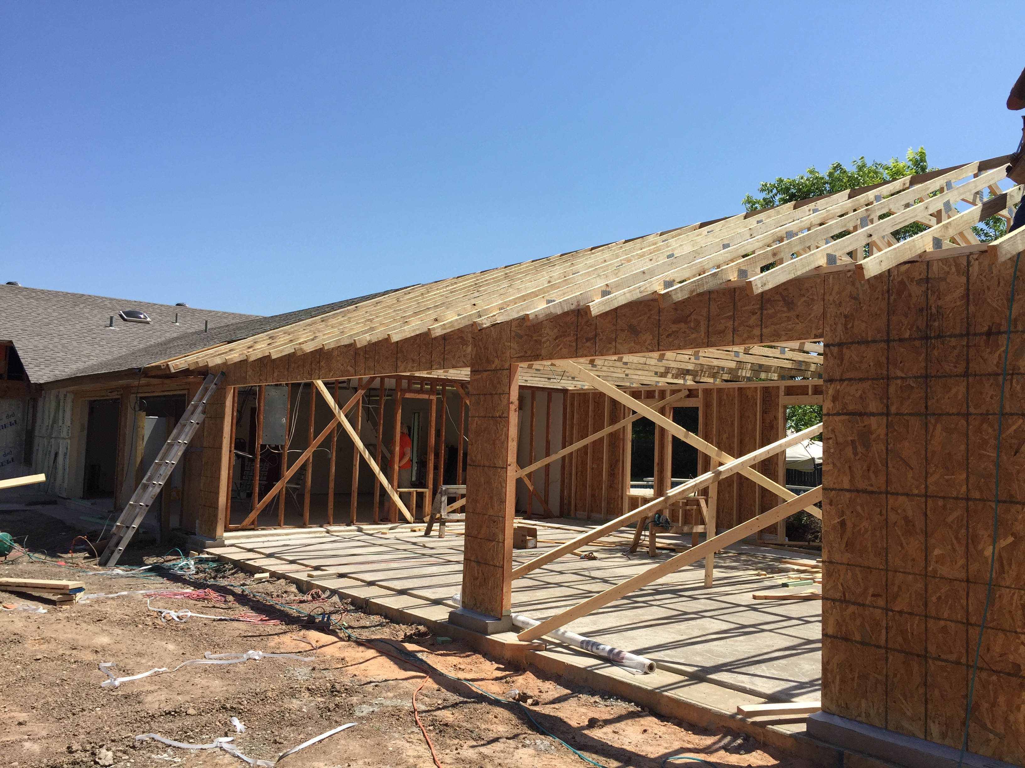 home | remodel | framing | lumber