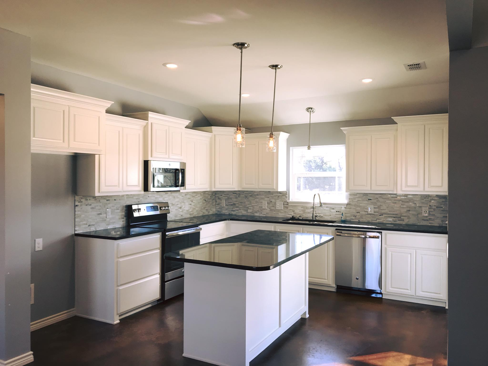 custom kitchen | home | builder