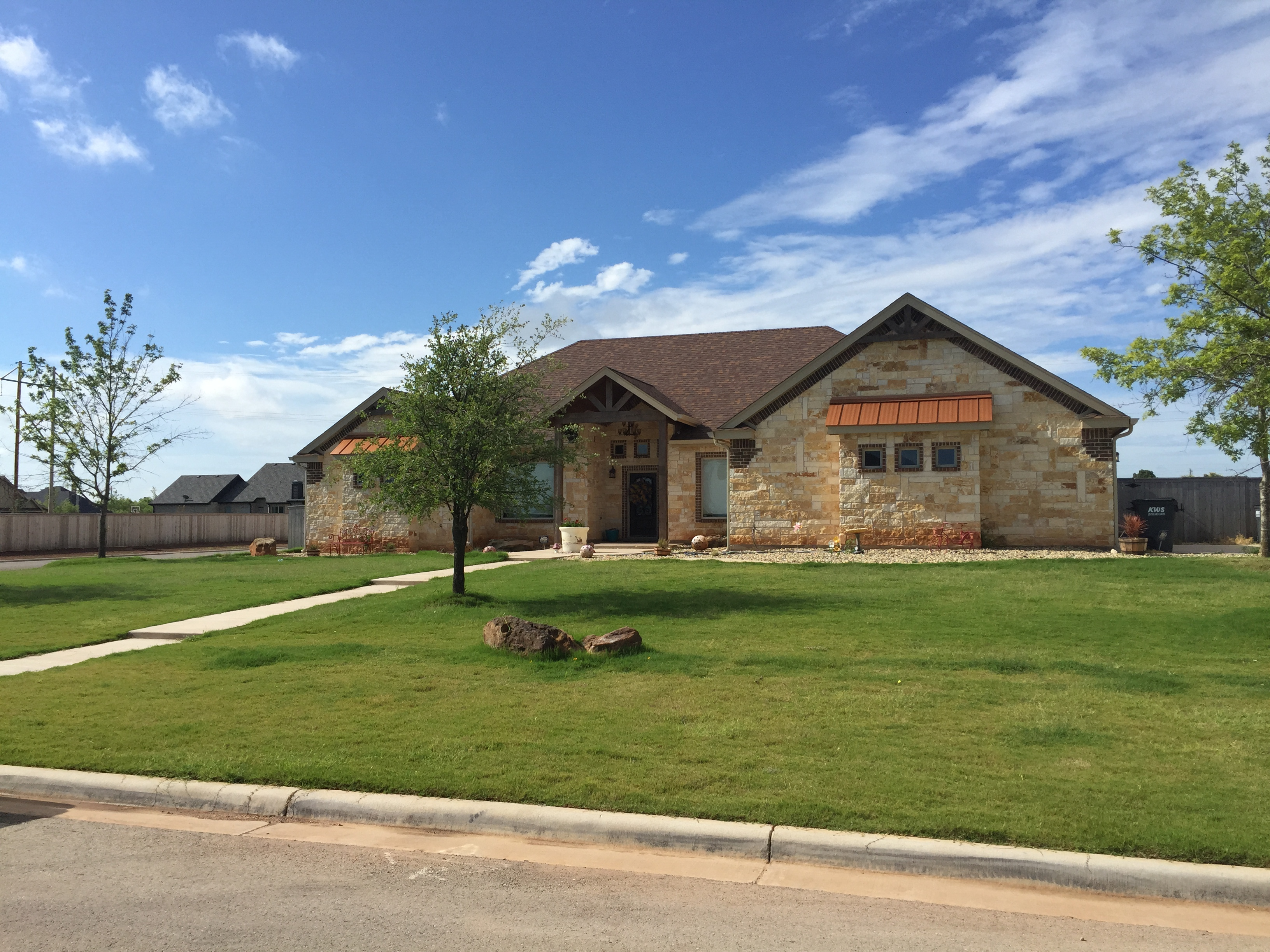 custom home | abilene | texas