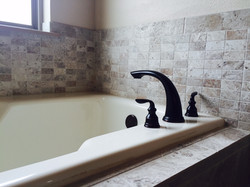 custom home | bathroom | abilene