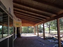 cedar | patio | porch | build