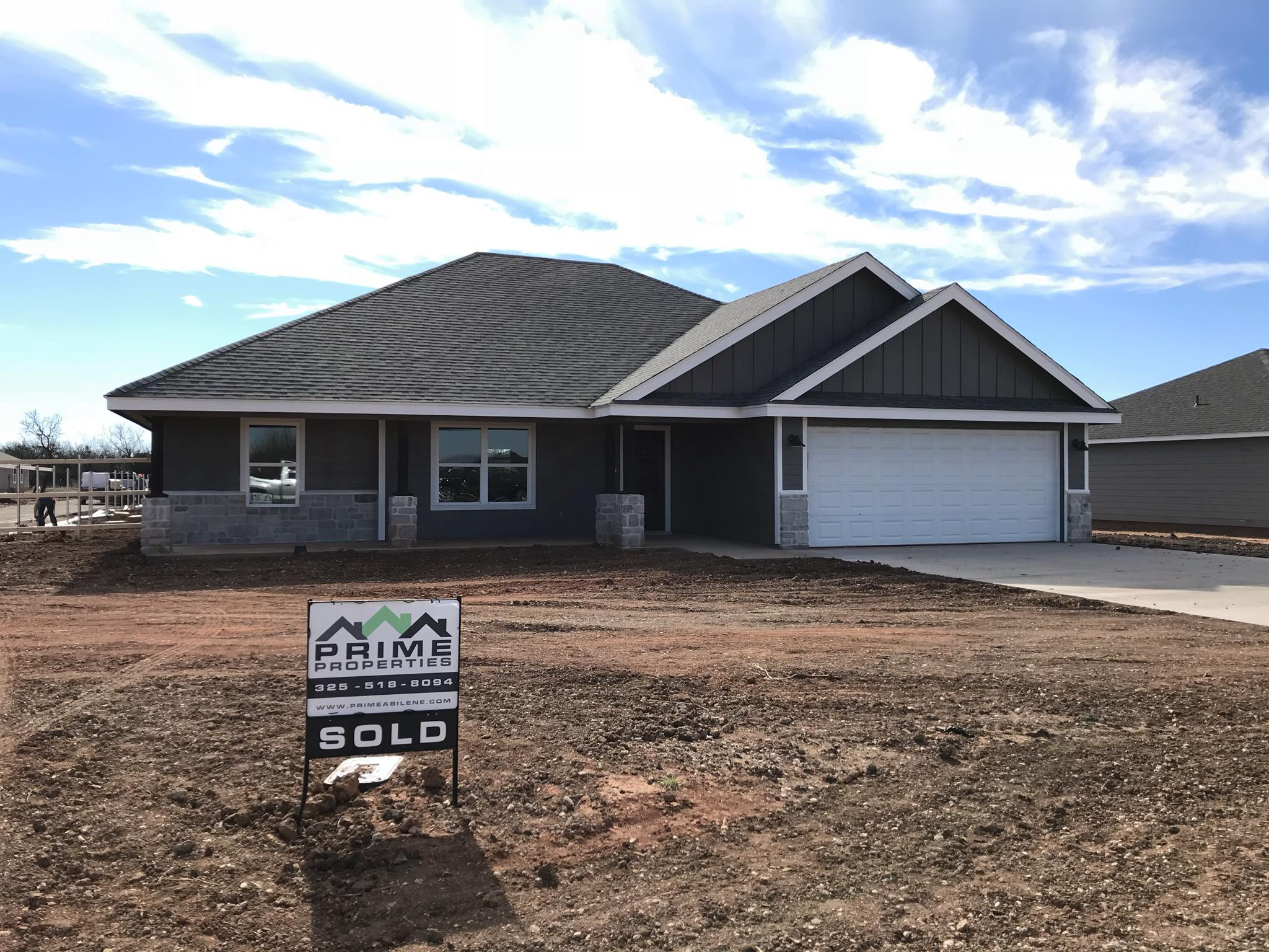 custom home | abilene | builder
