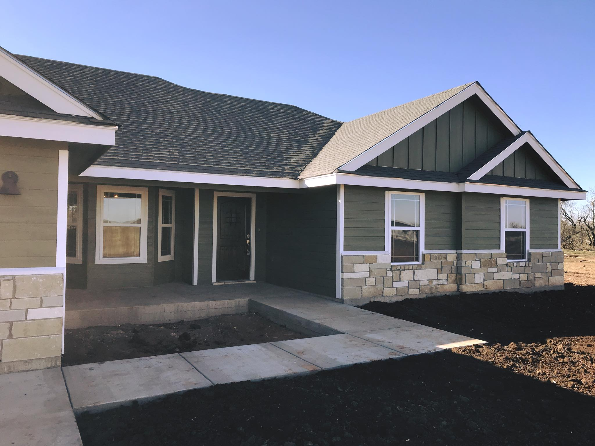 custom home | builder | abilene