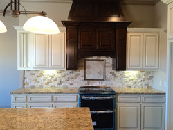 home | cabinets | kitchen | tile