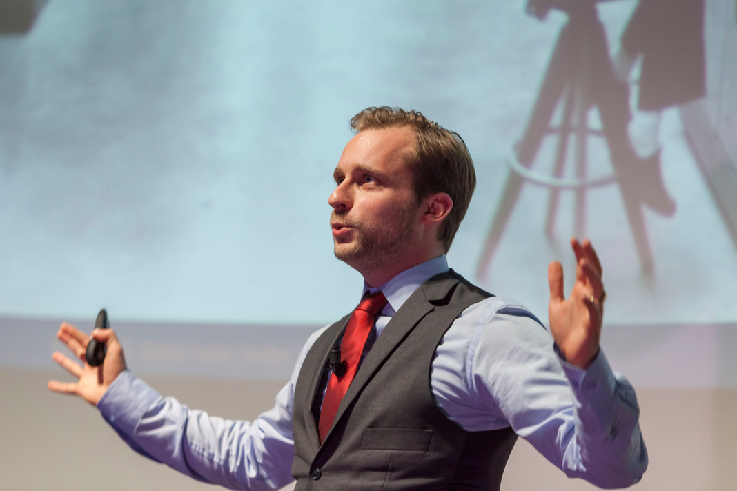 TEDx Heidelberg Fabian Westerheide
