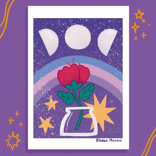 Flor da lua cheia