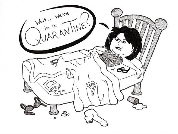 Quarantine   Ink