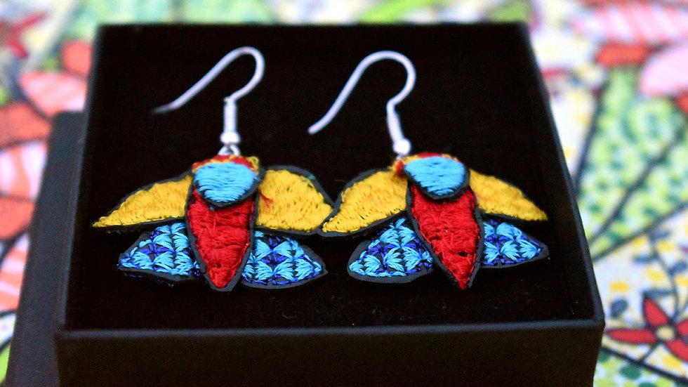 Angel Wire Earrings