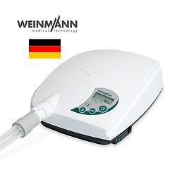 מכשיר CPAP לחץ קבוע WeinmannדגםSomno Soft 2