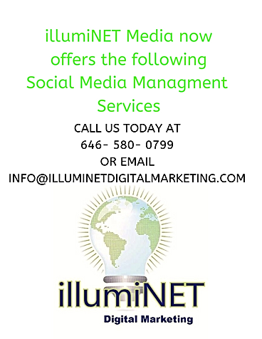 illumiNET Media is proud to offer the fo