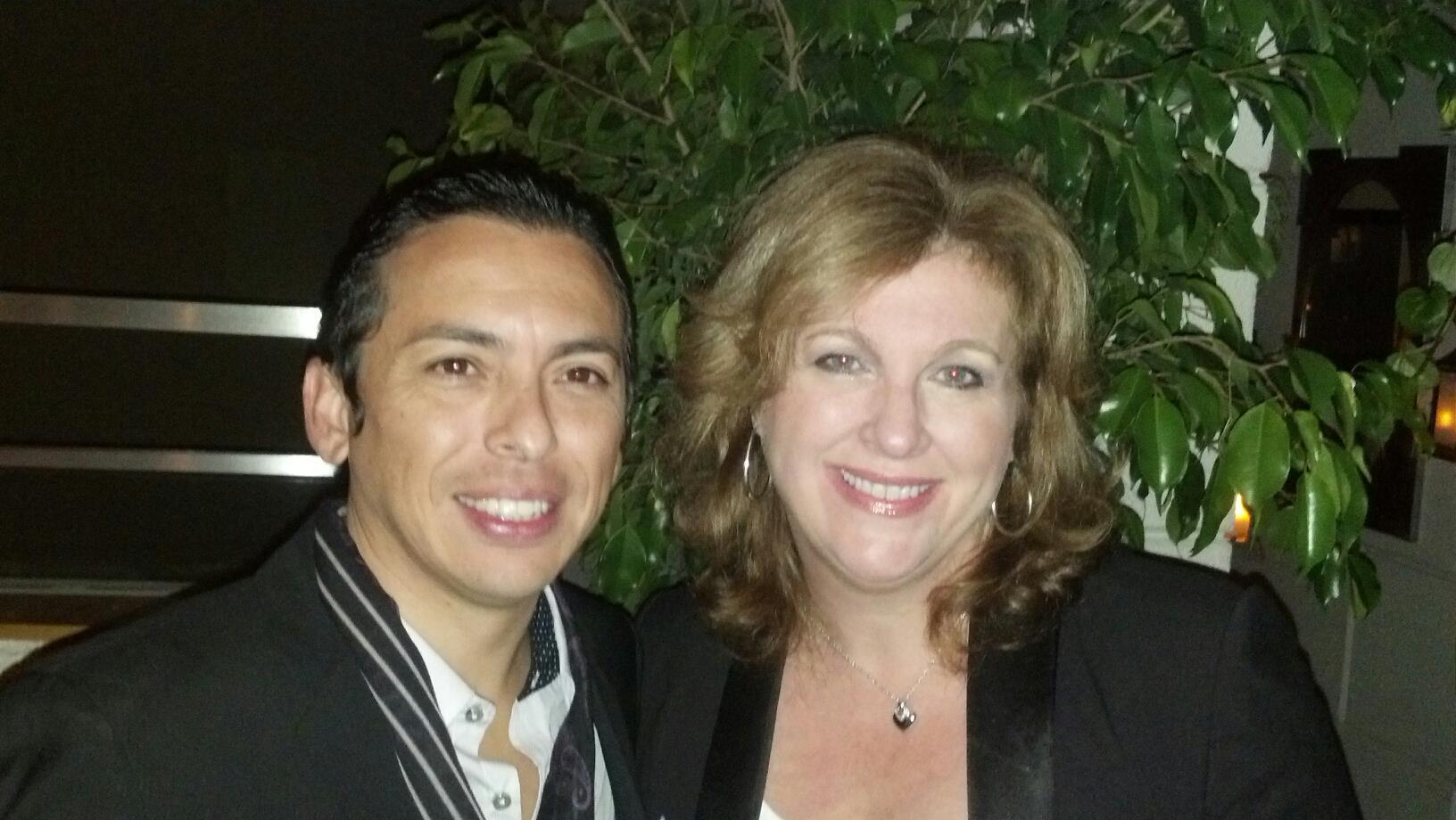 Marilyn Zayfert, Brian Solis