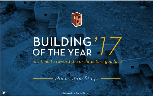 The IS House is nominated for ArchDaily's Building of the Year 2017!
