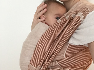 Baby Safety Month: Babywearing