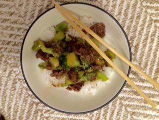 Tasty Tuesday: Beef and Broccoli