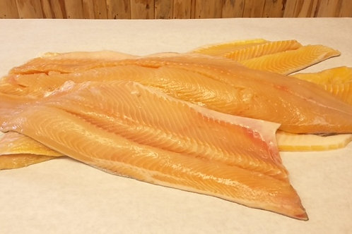 Lake Superior Trout Fillets