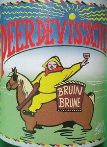 Peerdevisscher Bruin Bier
