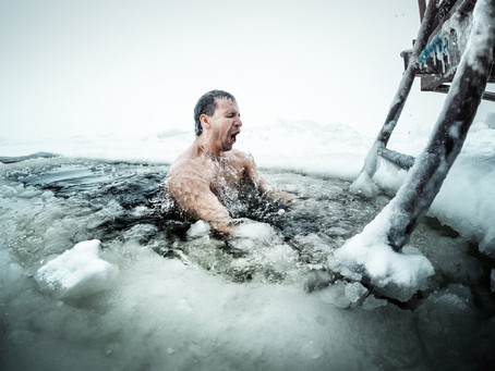 Active Ingredients Podcast, Episode 3 - Cryotherapy: Can it help me recover?