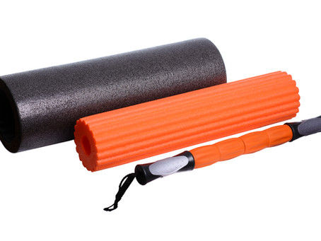 Active Ingredients Podcast, Episode 2 -Foam Rolling: Can it help with mobility and soreness?