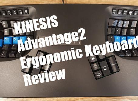 Kinesis Advantage2 Ergonomic Keyboard Review