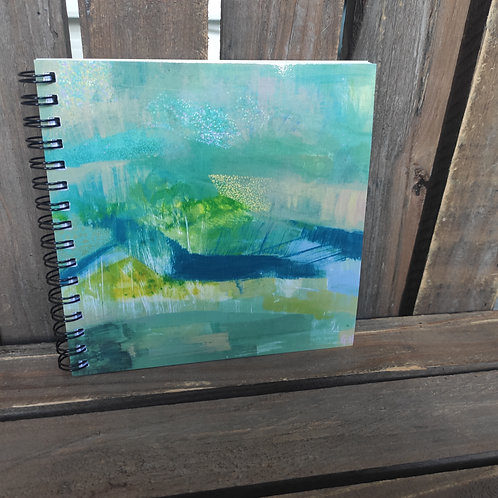 Abscapes 'One Year On' Notebook