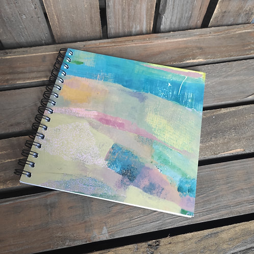 Abscapes 'On Reflection' Notebook