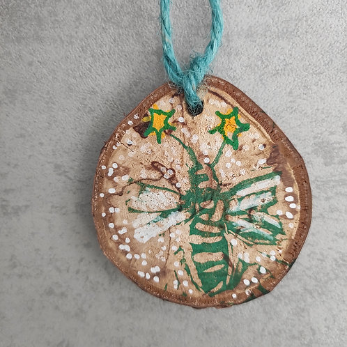Starry Bee Hanging Decoration