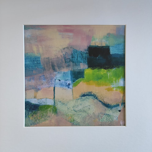 Abscapes 'Revisiting' Giclee Print