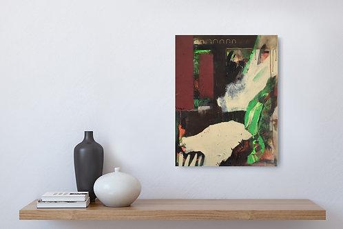 'Matteuca' Painting
