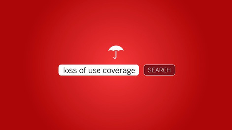 What is Loss of Use Coverage?
