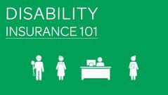 Diasbility Insurance 101