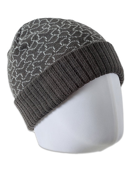 Ribbed Knit Beanies