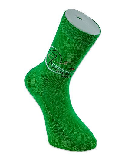 Daily Quarter Length Socks