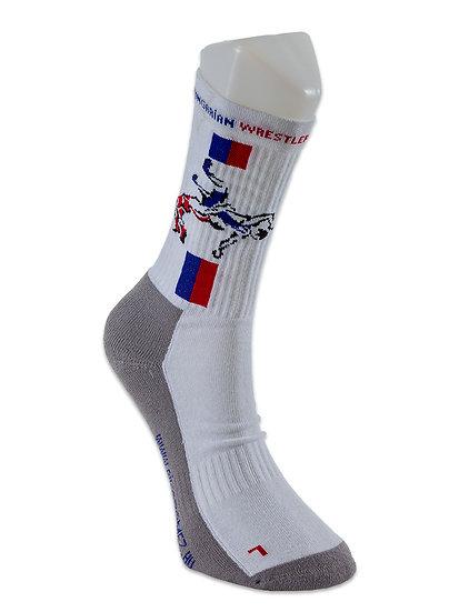 Athletic Crew Socks