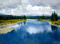 """""""Wyoming Reflections"""""""
