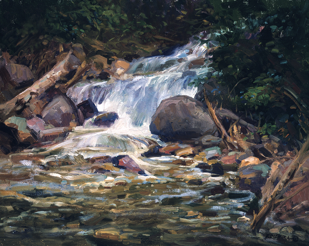 """Alpine Stream"""